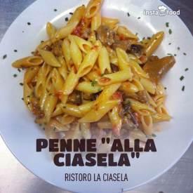 "Penne ""alla Ciasela"""